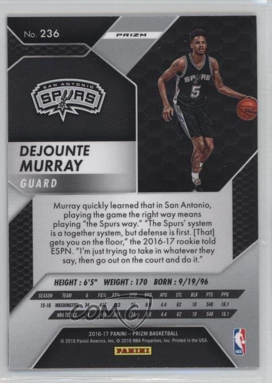 19f58fee5b8 ... San Antonio Spurs Nike x NBA concept ... Representative Image - Select  Specific Item above to see image of actual item Dejounte Murray ...