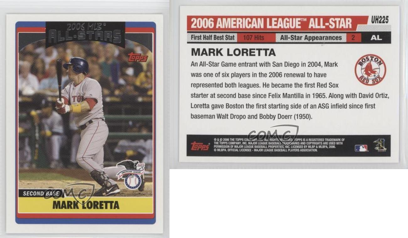 an overview of the scores of mark loretta in boston red sox The official scoreboard of the boston red sox including gameday, video, highlights and box score.