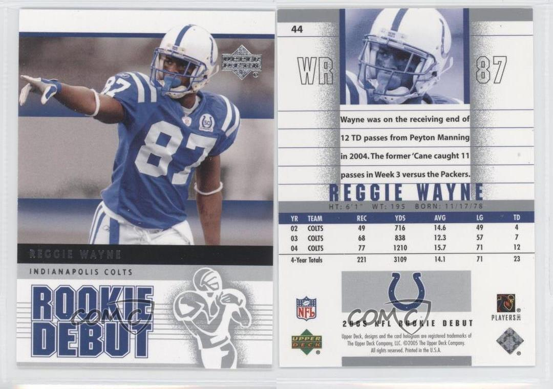 the 2005 indianapolis colts essay That's what i've endeavored to answer with this photo essay, with the indianapolis colts 29 if you happened to dvr it back in february of 2005.