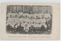 Columbus Senators Team Photo [GoodtoVG‑EX]