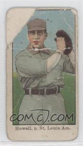1909-11 American Caramel - E90-1 #HOWE - Harry Howell [PoortoFair]
