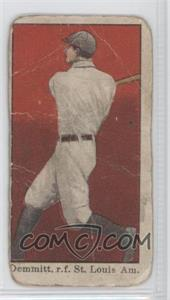1909-11 American Caramel E90-1 #DEMM - Ray Demmitt [Poor to Fair]