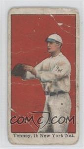 1909-11 American Caramel E90-1 #TENN - Fred Tenney [PoortoFair]