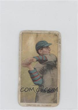 1909-11 T206 #N/A - Ed Abbaticchio (Blue Sleeves)