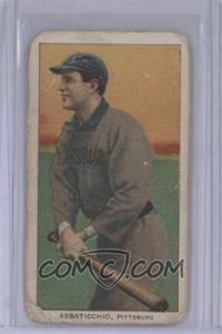 1909-11 T206 #N/A - Ed Abbaticchio [PoortoFair]