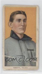 1909-11 T206 #N/A - Fred Abbott [PoortoFair]