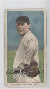 1909-11 T206 #N/A - John McGraw