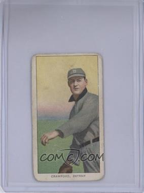 1909-11 T206 #N/A - Sam Crawford [GoodtoVG‑EX]