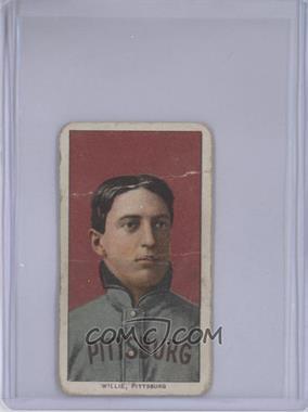 1909-11 T206 #N/A - Vic Willis