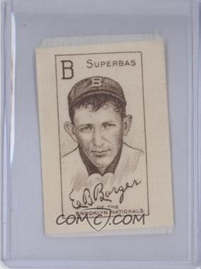 1909 Cigarette Silks White S74-1 #N/A - Cy Barger