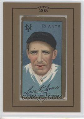 1911 T205 [???] #N/A - Leon Ames [Good to VG‑EX]