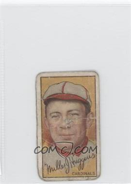 1912 Hassan Triple Folders T202 Single Card cut from Trip #MIHU - Miller Huggins [Poor]