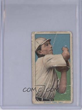 1914-16 Coupon Cigarettes Type 2 - T213-2 #FRBA - Frank Baker [PoortoFair]
