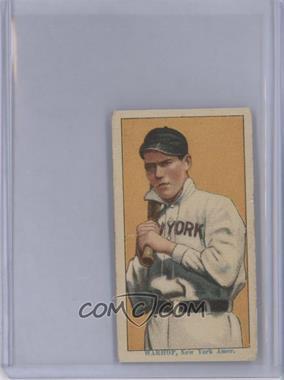 1914-16 Coupon Cigarettes Type 2 - T213-2 #NoN - Jack Warhop