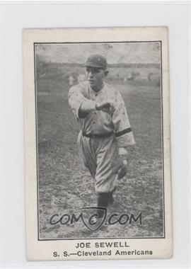 1922 American Caramel Series of 120 - E121 #JOSE - Joe Sewell