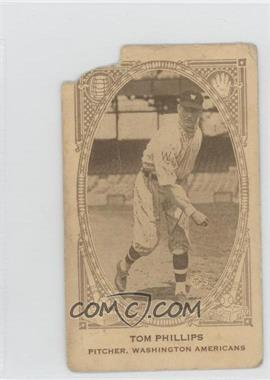 1922 American Caramel Series of 240 - E120 #TOPH - Tom Phillips [Poor]