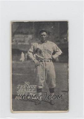 1930 Zeenut Pacific Coast League Without Coupon #N/A - [Missing]