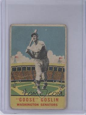 1933 DeLong R333 #34 - Goose Goslin