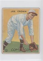 Joe Cronin [GoodtoVG‑EX]