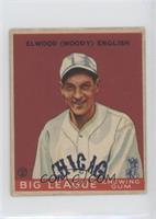 Elwood (Woody) English [GoodtoVG‑EX]