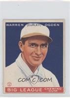 Warren (Curly) Ogden