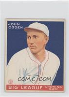 John Ogden [Good to VG‑EX]