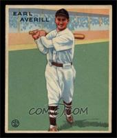 Earl Averill [EX]