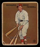 Rick Ferrell [FAIR]