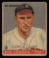 Ed Brandt [GOOD]