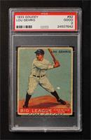 Lou Gehrig [PSA2]