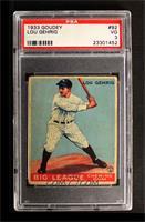 Lou Gehrig [PSA3]
