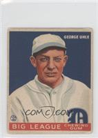 George Uhle [Good to VG‑EX]