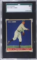 Earle Combs [SGC 60]
