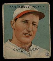 Goose Goslin [FAIR]