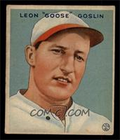Goose Goslin [VG]