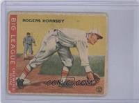 Rogers Hornsby [Good to VG‑EX]