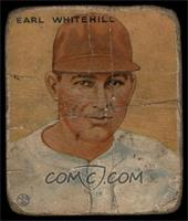 Earl Whitehill [POOR]