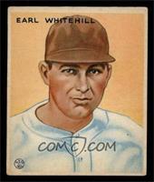 Earl Whitehill [EX]