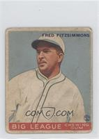 Freddie Fitzsimmons [Good to VG‑EX]