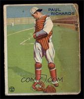 Paul Richards [FAIR]
