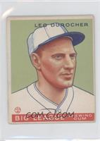 Leo Durocher [Good to VG‑EX]