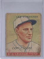 Leo Durocher [Poor to Fair]
