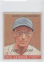 Danny MacFayden