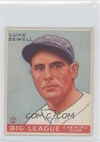 Luke Sewell