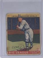 Goose Goslin [Poor to Fair]