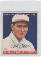 Warren (Curly) Ogden