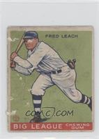 Freddy Leach [Poor]