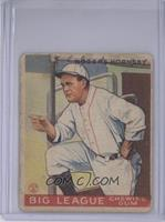 Rogers Hornsby [Poor to Fair]