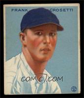 Frank Crosetti [VGEX]