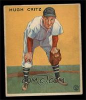 Hughie Critz [EX]